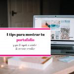 4 tips para mostrar tu portafolio