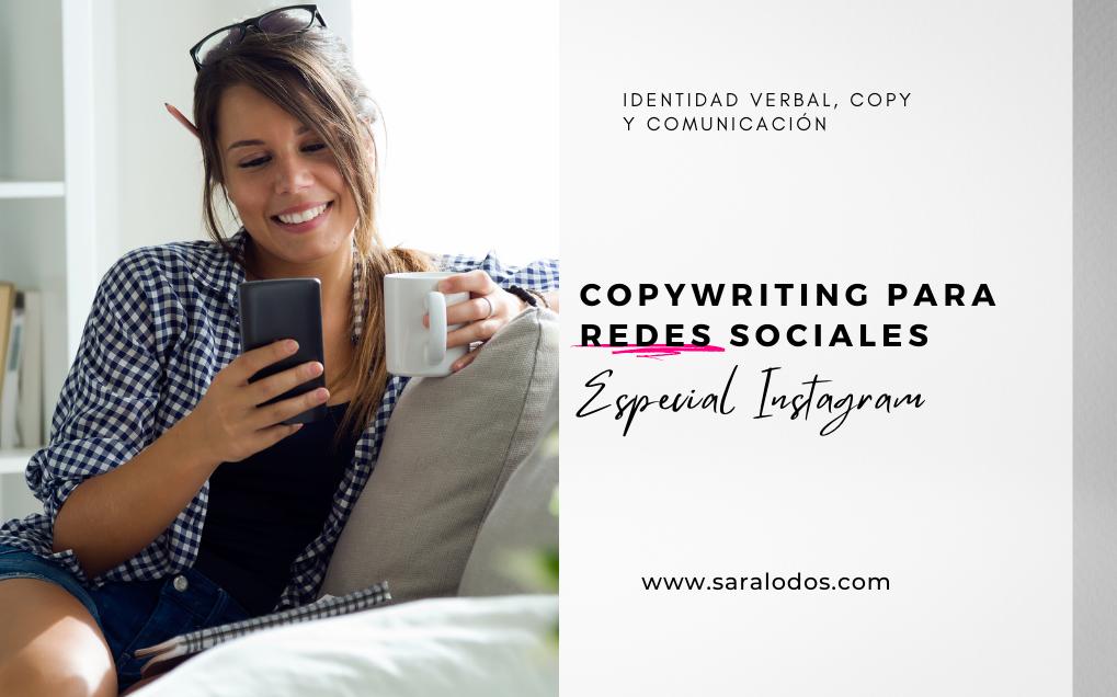 Copywriting para Redes Sociales: especial Instagram